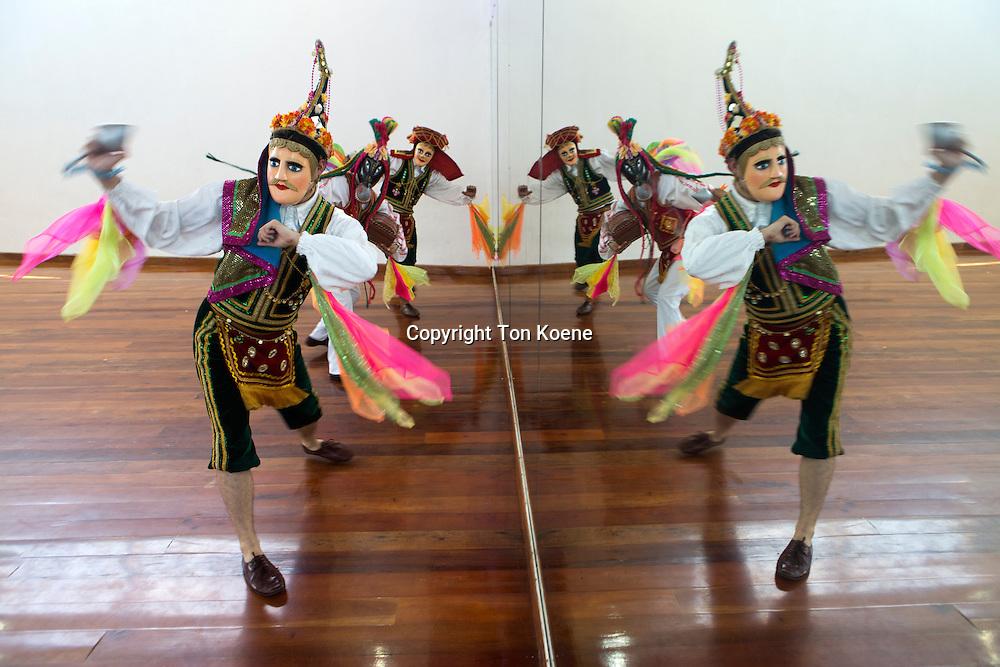 folklore dance in nicaragua