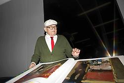 David Hockney bei der Erˆffnungspressekonferenz der Frankfurter Buchemesse / 181016<br /> <br /> ***Frankfurt Book Fair opening press conference, Germany, Oct. 18th, 2016.***
