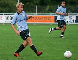 FODBOLD: Nikolai Smidt (Helsingør) under kampen i Landspokalturneringen, 2. runde, mellem Elite 3000 Helsingør og B.93 den 23. august 2006 på Helsingør Stadion. Foto: Claus Birch