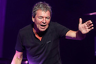 Tribune Photo/SANTIAGO FLORES Ian Gillan of Deep Purple perfoms at the Morris Performing Arts Center on Wednesday night.