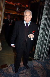 DANNY LE RUE at the Lady Taverners Tribute lunch in honour of Ronnie Corbett held at The Dorchester Hotel, Park Lane, London on 3rd November 2006.<br />