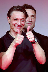 18.05.2019, Muenchen, GER, 1. FBL, FC Bayern Muenchen, Meisterfeier, Nockherberg, m Paulaner am Nockherberg, im Bild Niko Kovac, Bayern Cheftrainer // during the celebration after winning the championship of German Bundesliga season 2018/2019 at the Paulaner am Nockherberg. Munich, Germany on 2019/05/18. EXPA Pictures © 2019, PhotoCredit: EXPA/ SM<br /> <br /> *****ATTENTION - OUT of GER*****