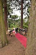 Wedding in Edinburgh Botanical gardens, wedding photography