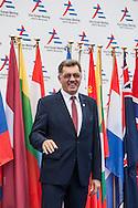 ASEM10, Vertice Euroasiatico, Prime Minister of Lithuania: Algirdas Butkevicius