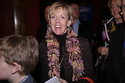 Mrs. Nick Morris, Mary Poppins Gala charity night  in aid of Over the Wall. Prince Edward Theatre. 14 December 2004. ONE TIME USE ONLY - DO NOT ARCHIVE  © Copyright Photograph by Dafydd Jones 66 Stockwell Park Rd. London SW9 0DA Tel 020 7733 0108 www.dafjones.com