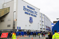 A general view of Goodison Park - Mandatory byline: Matt McNulty/JMP - 07966 386802 - 17/10/2015 - FOOTBALL - Goodison Park - Liverpool, England - Everton v Manchester United - Barclays Premier League