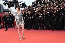 Blackkklansman Red Carpet Arrivals at The 71st Annual Cannes Film Festival. 14 May 2018 Pictured: Kirsten Stewart. Photo credit: MEGA TheMegaAgency.com +1 888 505 6342