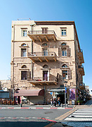 Historic building on Beit Eshel street, Old Jaffa, Tel Aviv, Israel [Near the Historic Clock Tower]