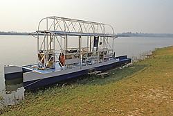 Shire River Kudya Discovery Lodge River Boat