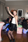PETRA PALUMBO; IN THE DONOVAN BAR,  Rocco Forte's Brown's Hotel Hosts 175th Anniversary Party, Browns Hotel. Albermarle St. London. 16 May 2013