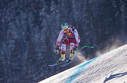 22.01.2019, Streif, Kitzbühel, AUT, FIS Weltcup Ski Alpin, Abfahrt, Herren, 1. Training, im Bild Otmar Striedinger (AUT) // Otmar Striedinger of Austria during the 1st Training of mens downhill of FIS Ski Alpine Worldcup at the Streif in Kitzbühel, Austria on 2019/01/22. EXPA Pictures © 2019, PhotoCredit: EXPA/ Johann Groder