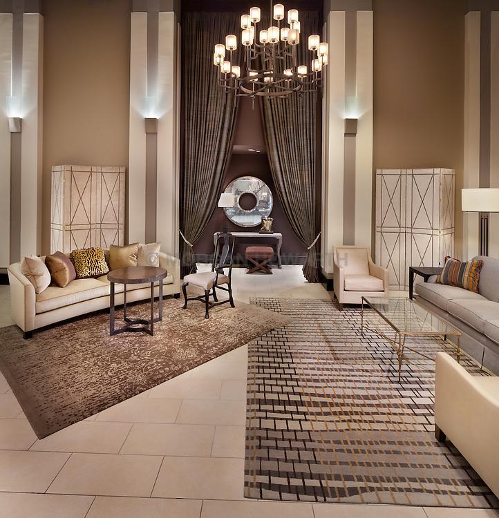 Washington DC Design Center Lobby designed by Solis Betancourt & Sherrill VA1_803_266 Washington, DC Design Center Lobby