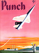 Punch (Front cover, 6 September 1961)