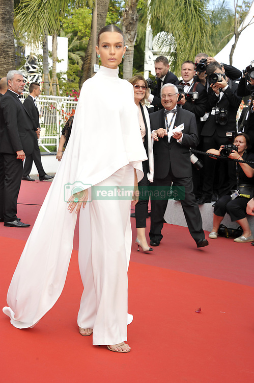 Josephine Skriverattending The Gangster, The Cop, The Devil premiere, during the 72nd Cannes Film Festival attending the Oh Mercy! premiere, during the 72nd Cannes Film Festival.