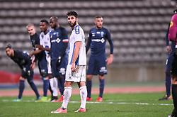 February 2, 2018 - Paris, France - penalty Jimmy Roye  (Credit Image: © Panoramic via ZUMA Press)