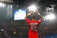 Gregory VAN DER WIEL - 11.03.2015 - Chelsea / Paris Saint Germain - 1/8Finale Champions League<br />Photo : Johnny Fidelin / Icon Sport