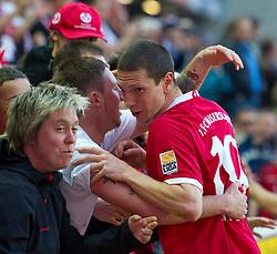 23.04.2010, Fritz Walter Stadion, Kaiserslautern, GER, 2. FBL, 1. FC Kaiserslautern vs FC Hansa Rostock, im Bild von links Jiri Bilek (FCK), EXPA Pictures © 2010, PhotoCredit: EXPA/ A. Neis / SPORTIDA PHOTO AGENCY