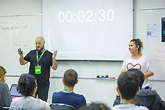 Roberta Ramos e Felipe Menezes