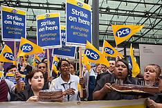 2019-07-15 PCS BEIS indefinite strike action