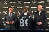 Mar 13, 2019-NFL-Antonio Brown Press Conference