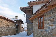 Old Bulgarian houses