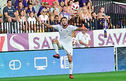Nik Lorbek of NS Mura during football match between NK Maribor and NS Mura in 2nd Round of Prva liga Telekom Slovenije 2018/19, on July 29, 2018 in Ljudski vrt, Maribor, Slovenia. Photo by Mario Horvat / Sportida
