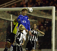 St. Mirren v Rangers, Scottish Premier Division<br />