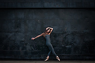 Olga Malinovskaya of Boston Ballet and The Bolshoi Ballet Academy photographed in Boston.