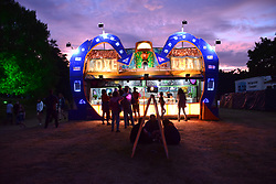 Latitude Festival 2017, Henham Park, Suffolk, UK. Thai stall