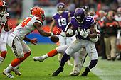 Cleveland Browns v Minnesota Vikings 291017