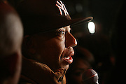 """Russell Simmons at The Russell Simmons and Spike Lee  co-hosted""""I AM C.H.A.N.G.E!"""" Get out the Vote Party presented by The Source Magazine and The HipHop Summit Action Network held at Home on October 30, 2008 in New York City"""
