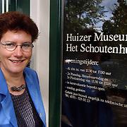 Margot Langelaan, directrice Huizer Museum