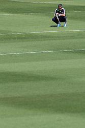 16.07.2010, Real Madrid Soccer City, Madrid, ESP, Real Madrid Training, im Bild Jose Mourinho, Trainer Real Madrid, EXPA Pictures © 2010, PhotoCredit: EXPA/ Alterphotos/ ALFAQUI/ Cesar Cebolla / SPORTIDA PHOTO AGENCY