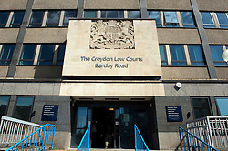 © Licensed to London News Pictures. 27/05/2015. <br /> LONDON, UK. Dane Bowers appears at Croydon Magistrates Court today. The former boy band star pleaded not guilty to one count of assault by beating against his ex fiancee Sophia Cahill in Croydon in January, London, Wednesday 27 May 2015. Photo credit : Hannah McKay/LNP