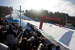 19.02.2011, Gudiberg, Garmisch Partenkirchen, GER, FIS Alpin Ski WM 2011, GAP, Damen, Slalom, im Bild feature vom Gudiberg during Ladie's Slalom Fis Alpine Ski World Championships in Garmisch Partenkirchen, Germany on 19/2/2011. EXPA Pictures © 2011, PhotoCredit: EXPA/ J. Groder