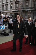 Ozzy Osbourne and Jack Osbourne, The 7th GQ Man of the Year Awards, Royal Opera House. 7 September 2004. In association with Armani Mania. SUPPLIED FOR ONE-TIME USE ONLY-DO NOT ARCHIVE. © Copyright Photograph by Dafydd Jones 66 Stockwell Park Rd. London SW9 0DA Tel 020 7733 0108 www.dafjones.com