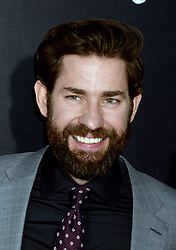John Krasinski attending the 'A Quiet Place' New York Premiere at AMC Lincoln Square Theater on April 2, 2018 in New York City, NY, USA. Photo by Dennis Van Tine/ABACAPRESS.COM