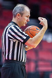 NORMAL, IL - January 05: Bill Larance during a college women's basketball game between the ISU Redbirds and the Purple Aces of University of Evansville January 05 2020 at Redbird Arena in Normal, IL. (Photo by Alan Look)