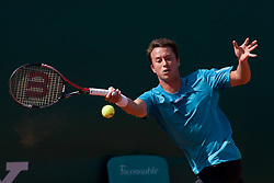 14.04.2010, Country Club, Monte Carlo, MCO, ATP, Monte Carlo Masters, im Bild Philipp Kohlschreiber (GER) in action during the second round. EXPA Pictures © 2010, PhotoCredit: EXPA/ M. Gunn / SPORTIDA PHOTO AGENCY