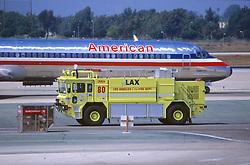 Lax Fire Department Firetruck