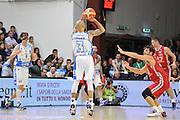 DESCRIZIONE : Beko Legabasket Serie A 2015- 2016 Dinamo Banco di Sardegna Sassari - Olimpia EA7 Emporio Armani Milano<br /> GIOCATORE : David Logan<br /> CATEGORIA : Tiro Tre Punti Three Point Controcampo<br /> SQUADRA : Dinamo Banco di Sardegna Sassari<br /> EVENTO : Beko Legabasket Serie A 2015-2016<br /> GARA : Dinamo Banco di Sardegna Sassari - Olimpia EA7 Emporio Armani Milano<br /> DATA : 04/05/2016<br /> SPORT : Pallacanestro <br /> AUTORE : Agenzia Ciamillo-Castoria/C.AtzoriCastoria/C.Atzori