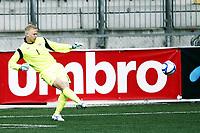Fotball , 1. juni 2012 , Euro qual. U21 Norge - Azerbaijan 1-0<br /> Norway - Azerbaijan<br />  Arild Østebø , Norge