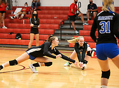 09/08/20 HS VB Fairmont Senior vs North Marion