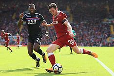 Liverpool v Crystal Palace - 19 Aug 2017