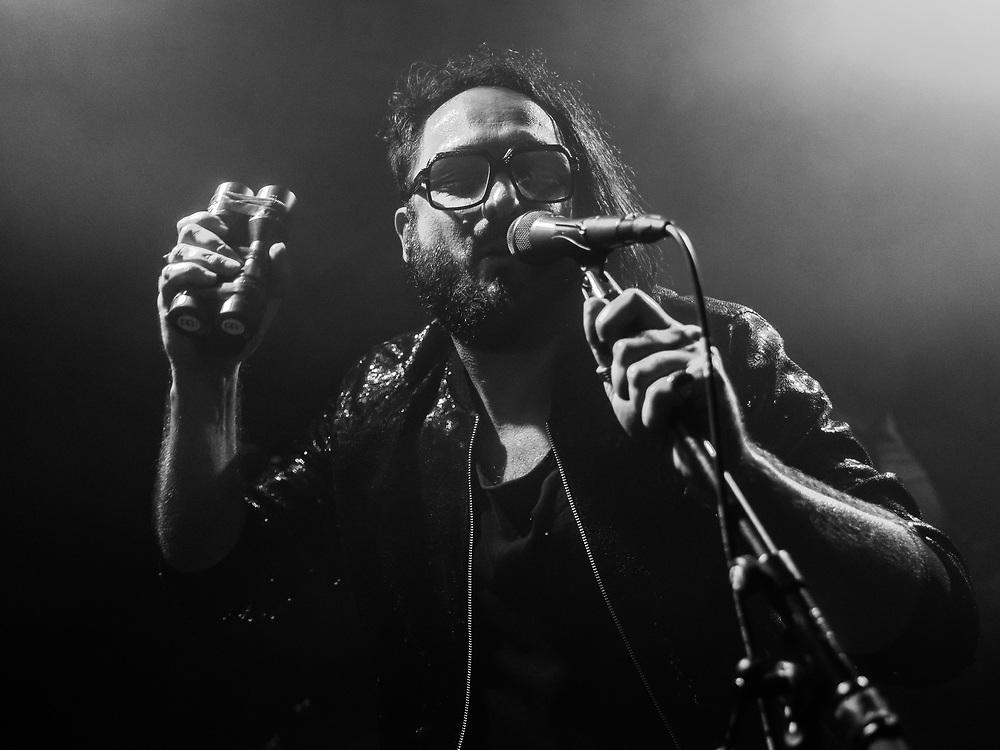 Dutch singer-songwriter Blaudzun at Yuca Club in Cologne