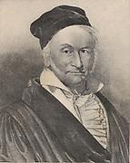 'Johann Carl Friedrich Gauss (1777-1855) German mathematician, astronomer, and physicist.'