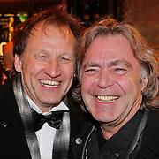 NLD/Amsterdam/20101214 - Inloop premiere LOFT, Govert de Roos en ............
