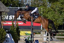 Van Den Branden Elise, BEL, Brillianthina Van't Ruytershof<br /> Belgisch Kampioenschap Jeugd Azelhof - Lier 2020<br /> © Hippo Foto - Dirk Caremans<br /> 30/07/2020