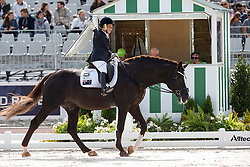 Joann Formosa, (AUS), Worldwide PB - Freestyle Grade Ia Para Dressage - Alltech FEI World Equestrian Games™ 2014 - Normandy, France.<br /> © Hippo Foto Team - Leanjo de Koster<br /> 25/06/14