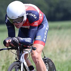 EMMEN (NED wielrennen <br /> Tijdrit Topcompetitie Emmen <br /> Martijn Dijkstra